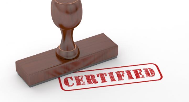 Certification, Certified, ISO, Audit, Système de management, Management system